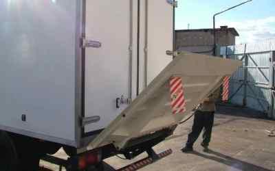 Грузоперевозки. Автомобиль ISUZU с гидробортом - , заказать или взять в аренду