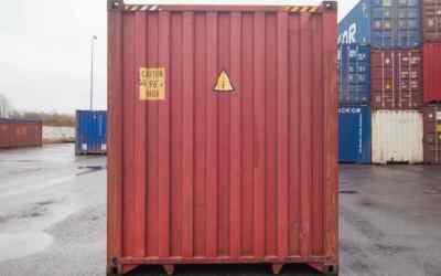 Сдам в аренду морские контейнеры 20 и 40 футов для хранения и перевозок - Ульяновск, заказать или взять в аренду
