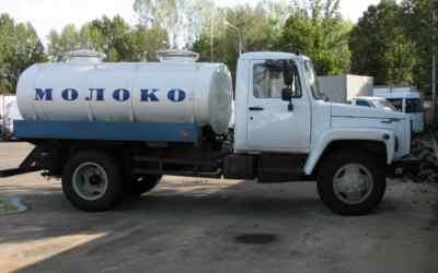 ГАЗ-3309 Молоковоз - Ульяновск, заказать или взять в аренду