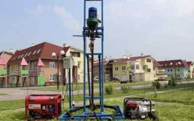 Бурим скважины на воду - Димитровград, цены, предложения специалистов