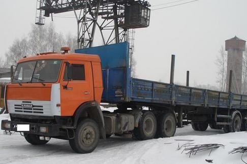 Камаз - Ульяновск, заказать или взять в аренду