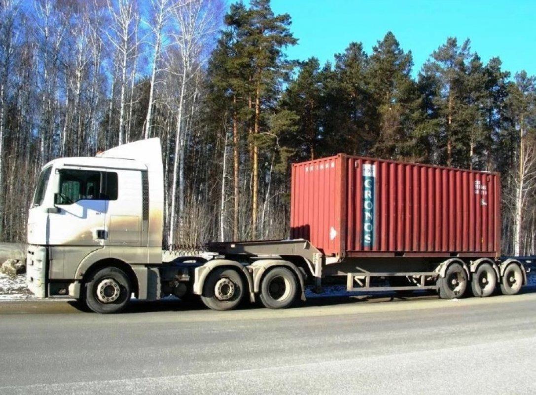 Полуприцеп, тягач MAN, Volvo - Ульяновск, заказать или взять в аренду